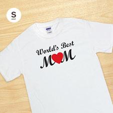 Camiseta con impresión personalizada de