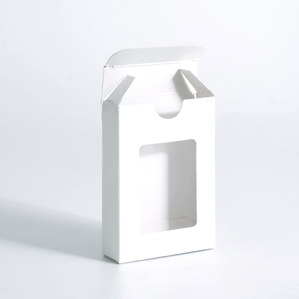 caja protectora con ventana
