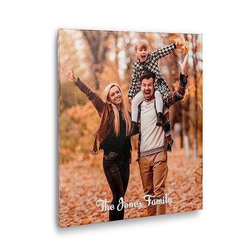 50.8x60.9 Lienzo impreso con fotografía