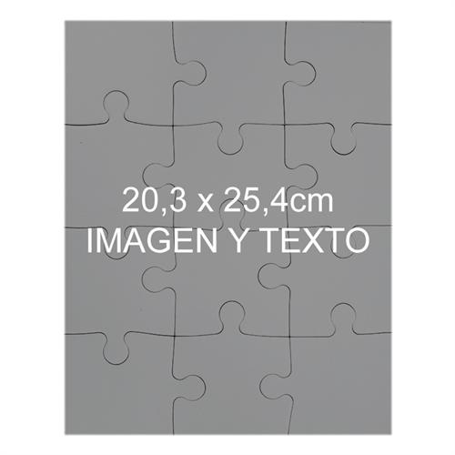 Magnetic  20.32 cm x 25.40 cm   retrato , 12 piezas